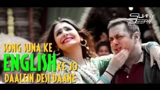 Baby Ko Bass Pasand Hai ( Sultan ) (Remix) - DJ Sunny Deepak