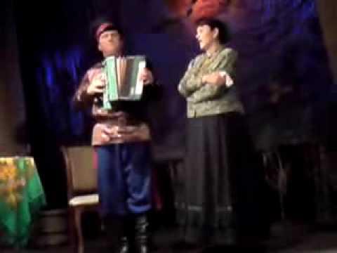 Юрий и Наталья Щербаковы - Кукушка (live in МГИЭТ)