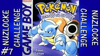 Pokemon Blue Nuzlocke Challenge - Part 7