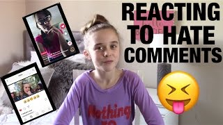 download lagu Reacting To Hate Comments On Instagram And Musical.ly😝jenna Davis gratis