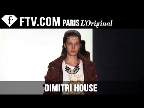 Dimitri House Fall/Winter 2015-16 Show | Berlin Fashion Week | FashionTV