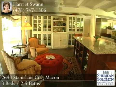 Home for Sale | 2643 Stanislaus Circle Macon, GA 31204 | Macon GA Real Estate