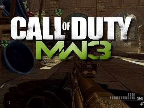 MW3 - Death Reaction Montage 16! (Funny MW3 Moments)