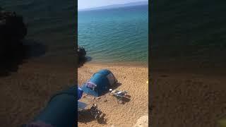 Erikli İtalyan Koyu Kamp Alanı