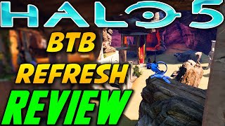 The Best Big Team Battle Ever is Halo 5? Halo BTB Refresh 2019 Review