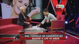 El motivo de porqué Ana Torroja decidió ser madre a los 45 años
