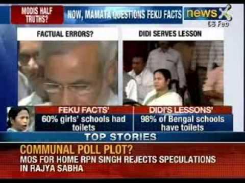 Narendra Modi's 'bluff' mega rally in Kolkata. Mamata Banerjee serves lesson.