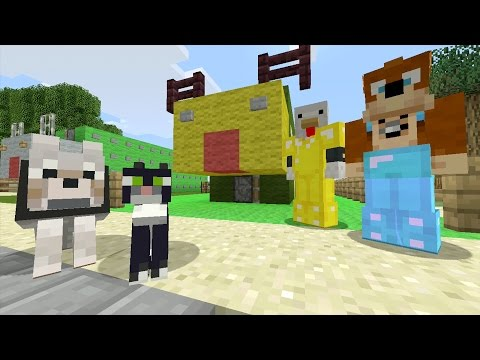Minecraft Xbox - Wiggly Worm [215] Music Videos