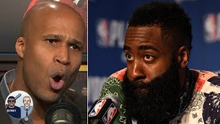 'Shut up and go play basketball!' - Richard Jefferson on Rockets' audit to referees | Jalen & Jacoby