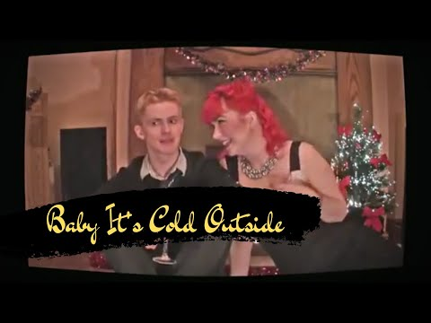 Frisky and Mannish - Baby It's Cold Outside