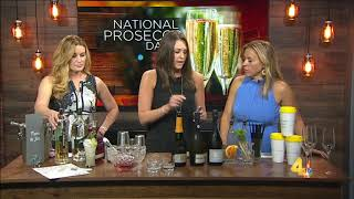 National Prosecco Day with Salt & Vine