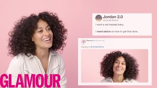 Tracee Ellis Ross Gives Advice to Strangers on the Internet | Glamour