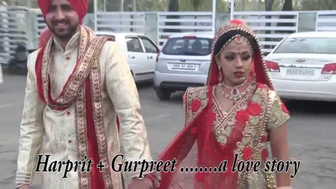 Gurpreet Weds Aman Harprit Weds Gurpreet Punjabi