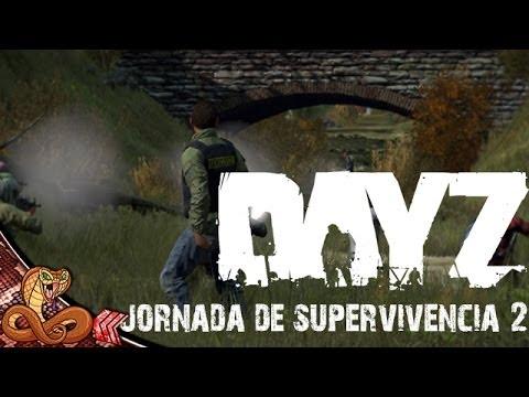 DayZ SA | [En directo] | Jornada de supervivencia #2