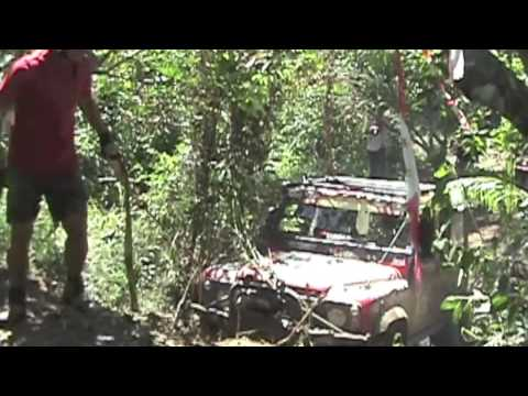 TEAM LAND ROVER PHILIPPINES: Rain Forest Challenge Sanya-China