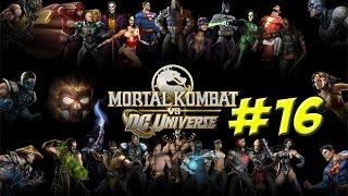 Mortal Kombat Vs DC: Story Mode Part 16 - YoVideogames