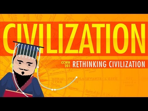 Rethinking Civilization - Crash Course World History 201 klip izle