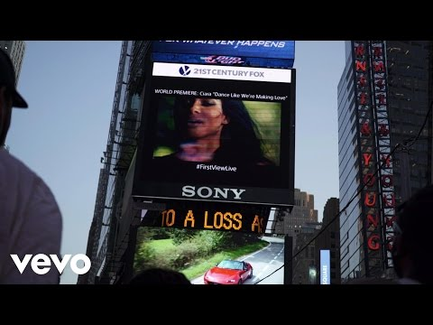download lagu Dance Like We`re Making Love Sony`s Firstviewlive Times Square gratis