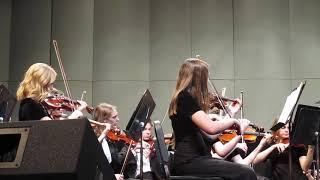 Highland High Symphony - I've Gotta Be Me/Don't Rain On My Parade