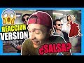Maluma - Felices los 4 (Salsa Version)[Official ] ft. Marc Anthony (REACCION)