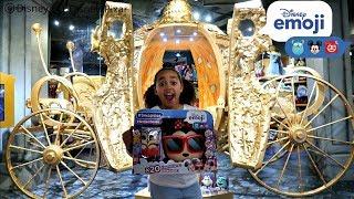 Disney Princess Emoji Toy Hunt Challenge - Surprise Toys Opening | Toys AndMe