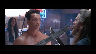 Arnold Schwarzenegger Rap - (Rap Parody) Terminator, Total Recall, Predator. Deep Fake Real video