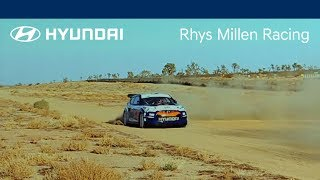 2012 Hyundai Veloster Rally Car Reveal Featuring Rhys Millen Racing