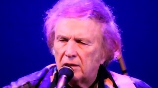 Don Mclean And I Love You So Castles In The Air Vincent Crying Live 2016