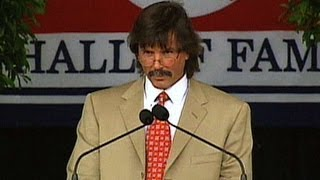 Dennis Eckersley joins the Cooperstown elite