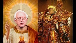 St Bernie vs the God Emperor