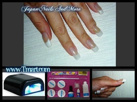 French White Tips with SINA Gel