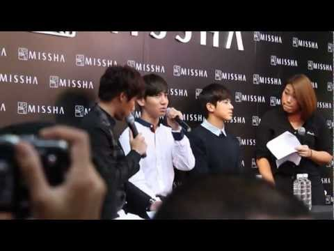 20130324 TVXQ in MISSHA Thailand Fan Meeting @ Digital Gateway Siam Square (Part 4)