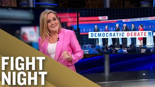 Democratic Debate: Drama In Iowa | Full Frontal on TBS