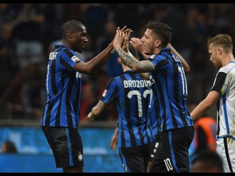 Stevan Jovetić And Geoffrey Kondogbia vs Udinese(23/04/2016)15-16 HD 720p by轩旗