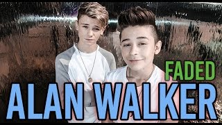 Video clip Alan Walker - Faded (Bars and Melody Cover)