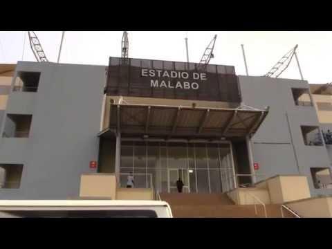 EXCLUSIF / EVENTNEWSTV VOUS FAIT DÉCOUVRIR LE STADE DE MALABO