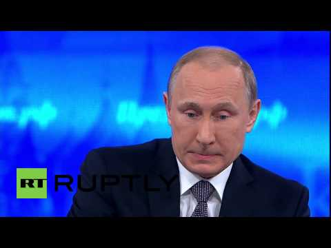 Russia: Sanctions a political move aimed at restricting our growth - Putin