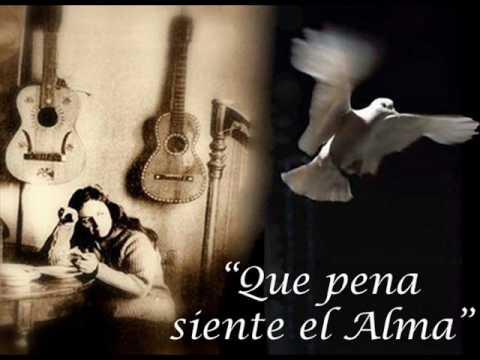 Violeta Parra - Que Pena Siente El Alma