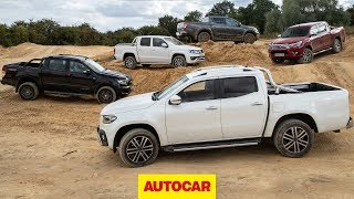 What's the best 4x4 pickup truck? | 2019 MEGATEST | Autocar