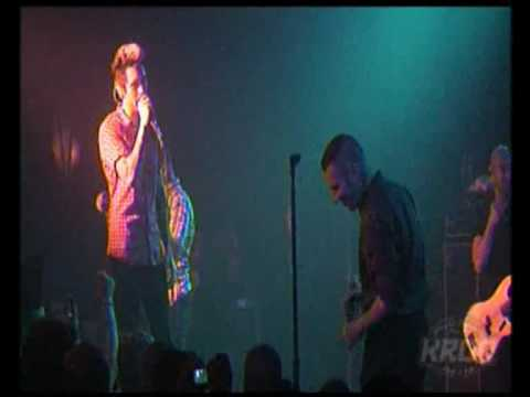 AFI - Nyquil Live KROQ Good Quality