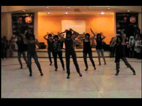 A*dance k-party - No Playboy (nine Muses Cover) video