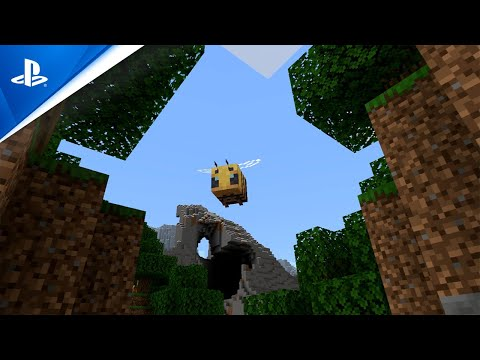 Minecraft - PlayStation VR Launch Trailer | PS4