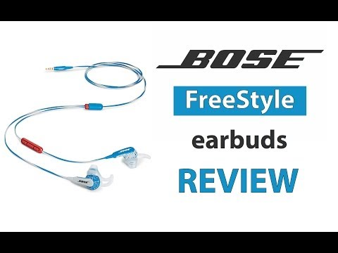 Bose FreeStyle Earbuds Review