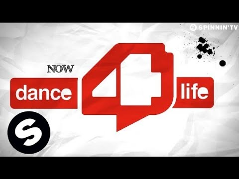 Erik Arbores Ft. Esmée Denters - Dance4life (now Dance) (lyric Video) video