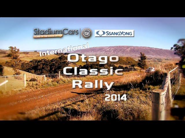 2014 Otago International Classic Rally - Full TV Program