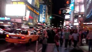The Hustle & Bustle of New York City