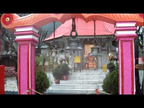 Naina Devi Temple at Nainital Tour.....