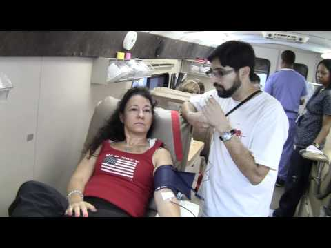 Interviews of Blood Donoers at Muslims For Life Blood Drive Campaign Miami Chapter
