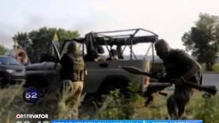 Separatistii din Ucraina, in retragere