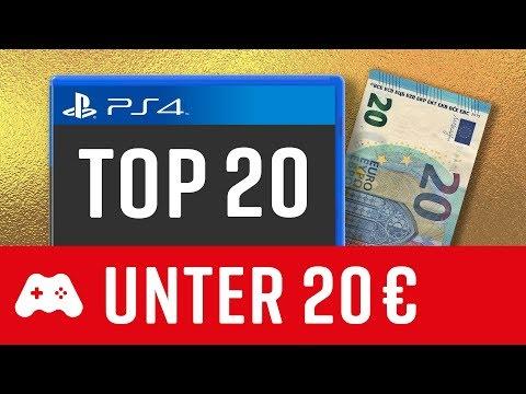 20 gute PS4 Spiele unter 20€ ►Playstation 4 Games
